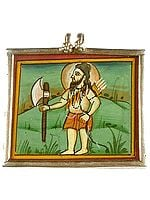 Parashurama Incarnation of Lord Vishnu  (Annihilator of the Race of Kshatriyas)