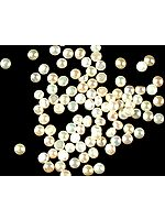 Pearl mm Sized Cabochons (Price Per 100 Pieces)