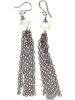 Pearl Shower Earrings