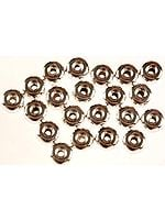Sterling Bead (Price Per Pair)