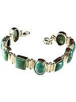 Turquoise Cabochon Bracelet