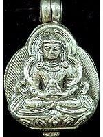 Amitabha Box Pendant
