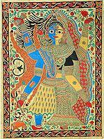 Ardhanarishvara (Shiva - Shakti)