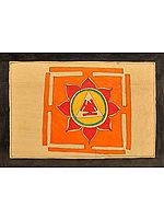 Yantra of Mahavidya Dhumavati