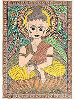 Bhaishajyaguru or Medicinal Buddha
