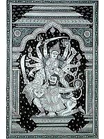 Durga - The Warrior Goddess
