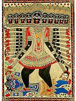 Mahakali - The Cosmic Form of Goddess Kali  Mahakali