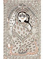 Bhuvaneshwari - She Whose Body is the World