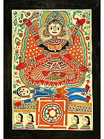 Mahavidya Goddess Shodashi