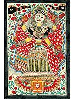 Lakshmi as the Tenth Mahavidya