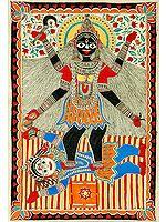 Mahavidya Tara with Her Yantra