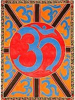 Om or Aum: The Cosmic Vibration