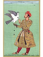 King Jahangir, The Fearless Falconer