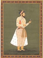 Portrait of Dara Shikoh