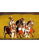 Royal Riders (Jodhpur School)