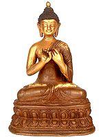 The Buddha Vairochana