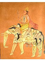 Antiquated Composite Animal (Pashu Kunjar)