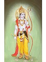 Lord Rama: A Votive Portrait
