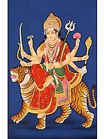 Mother Goddess Durga