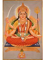 Santoshi Mata - The Goddess of Contentment