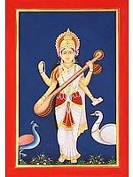 Saraswati - Goddess of Learning and Arts