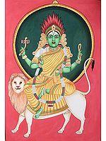 South Indian Durga