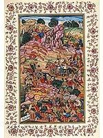 The Battle of Panipat (1526)