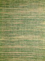 Green Handspun Coarse Khadi