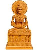 Emaciated Gandhara Buddha