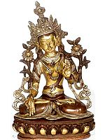 Tibetan Buddhist Deity White Tara
