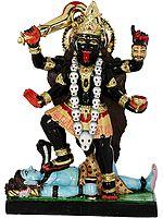 Goddess Kali – The Most Terrific Shakti