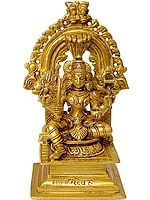 South Indian Goddess Durga-Mariamman