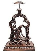 Mahavidya Bagalamukhi (Super Rare Statue)