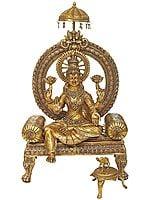Large Goddess Lakshmi