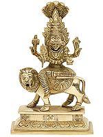 Fierce Goddess Pratyangira
