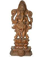 An Auspicious Ganesha