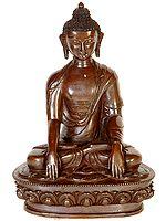 Buddha in Twin Bhumisparsha Mudra