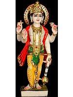 Chaturbhuja Lord Vishnu