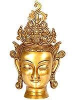 Crowned Tara Head