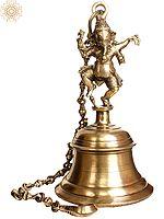 Large Size Auspicious Ganesha-Bell