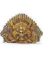 Garuda Wall Hanging Head (Auspicious Kirtimukha)