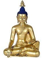 Gautam Buddha in the Bhumisparsha Mudra