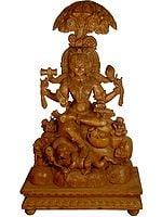 Large Size  Dakshinamurti Shiva
