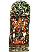 Standing Image of Padmavati (Goddess Lakshmi)