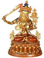 Manjushri - The Handsome Bodhisattva
