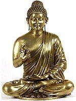 The Buddha in Interpretive Posture