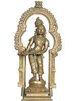 Krishna in Three-curved Posture