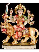 Simhavahani Devi Durga