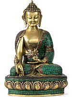 Tibetan Buddhist Deity- The Medicine Buddha