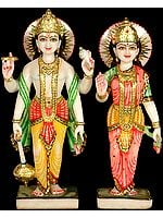 Vishnu Lakshmi - The Divine Couple